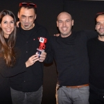 Marta Mariné, Swapsee presents Best 3D National Music Video Award to Mikel Clemente and GOSE